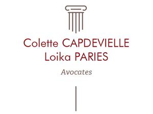 Avocat Bayonne : Colette Capdevielle - Loika Paries